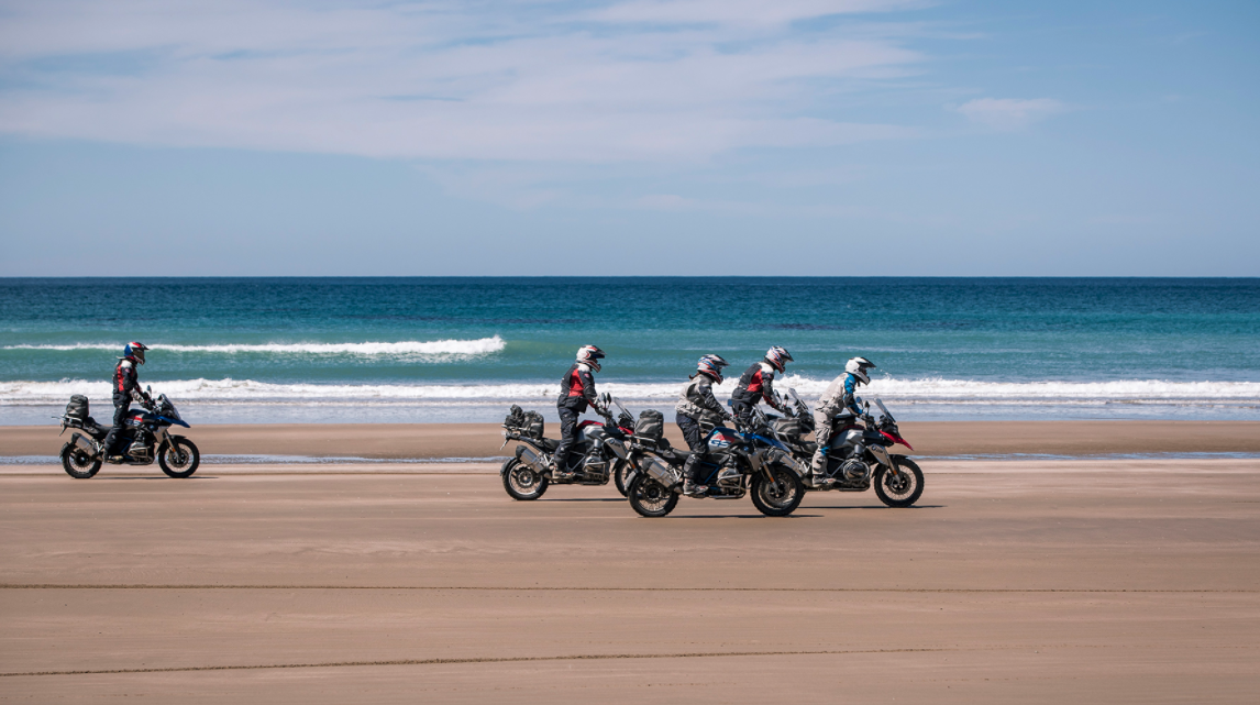BMW Motorrad International GS Trophy 2020 Oceania Highlights