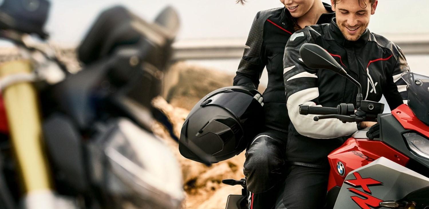 XRide Suit BMW Motorrad